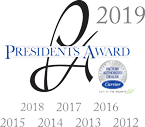 Central Cooling is the 3 time winner of Carrier's President's Award.