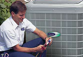 Choose Central Cooling for your HVAC service- we have 20 service vehicles and are available 24/7!