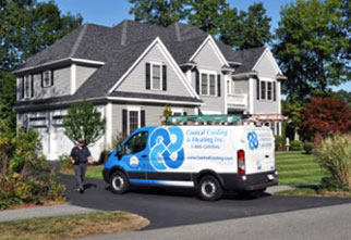 Central Cooling and Heating services the Woburn, MA area.